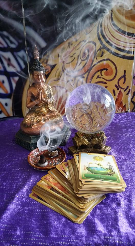 Incense - burn what you want to attract  - Barbs Psychic Reading
